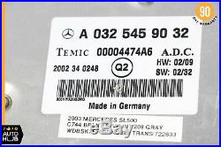 00-06 Mercedes R230 SL500 S55 AMG Cruise Control Distonic Module 0325459032 OEM