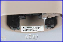 03-06 Mercedes W211 E320 E350 E500 Steering Column Switches Clock Spring Tan OEM