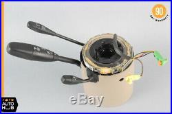 03-06 Mercedes W211 E350 E500 Steering Column Switches Clock Spring Beige OEM