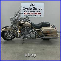 03 Harley-Davidson Road King FLHRSEI2 CVO Cruise Control Module 70955-98B