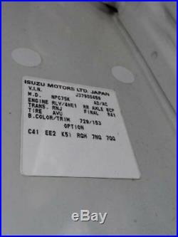 03 Isuzu NQR 4.8L Diesel USED Cruise Control Module Computer & Line