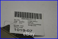 04 05 Cadillac Xlr Cruise Control Module Ecm Oem