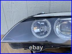 04-07 BMW E60 525i 545i 530i M5 OEM Left Dynamic Xenon HID Headlight Assembly