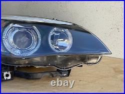 04-07 BMW E60 525i 545i 530i M5 Right Side Dynamic Xenon HID Headlight Assembly