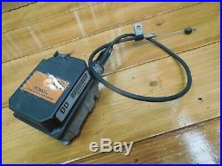 04-07 Harley-Davidson Touring FLH FLT CRUISE CONTROL MODULE W CABLE 70955-04