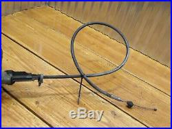 04-07 Harley-Davidson Touring FLH / FLT CRUISE CONTROL MODULE w CABLE 70955-04