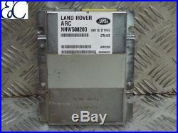 05-09 Range Rover Sport 3.6 Tdv6 Active Cruise Control Module Nnw502350