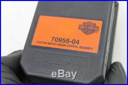06 07 Harley FLHTCUSE Ultra Classic CVO Cruise Control Module 70955-04