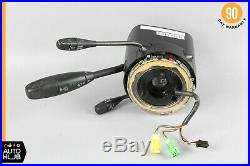 06-09 Mercedes W211 E500 E320 E350 Steering Column Switches Clock Spring OEM