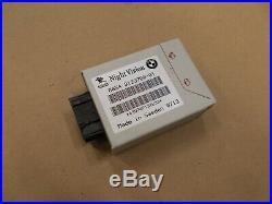 06-10 BMW 535xi E60 Adaptive Cruise Night Vision Camera with Control Module OEM