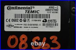 07-09 W221 Mercedes S63 S600 Proximity Cruise Control Module Distronic Oem