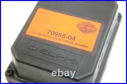 07 Harley Electra Glide FLHT Cruise Control Module 70955-04