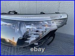 08-10 BMW E60 E61 528I 550I M5 Left Dynamic Xenon HID Headlight Assembly