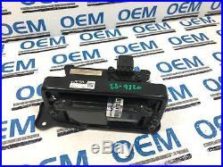 08-17 TOYOTA SEQUOIA laser cruise control radar sensor module 88210