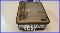 10 11 MERCEDES S550 Cruise Control Radar Module A2124404714 A2125450416