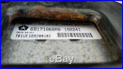 11 12 13 14 Dodge Charger Adaptive Cruise Control Module 68171868AB OEM