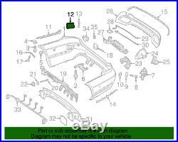 13-16 Oem Mercedes B C Cla E G Gl Glk ML Object Warning Radar Sensor