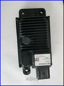 13 Ford Flex MKS MKT Cruise Control Module DG1T-9G768-AE