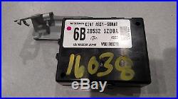 14 15 INFINITI QX80 Adaptive Cruise Control Distance Module ID# 285323ZD0A