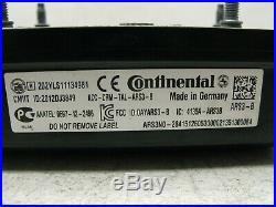 14-18 Infiniti Q50 Dynamic Radar Cruise Control Distance Sensor Module Oem 11111