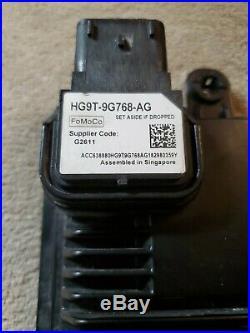 15-19 Ford F150 Adaptive Cruise Control Sensor Radar Module HG9T 9G768-AG