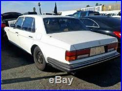 1987 Rolls Royce Silver Spur Spirit Dawn Cruise Control Module UD25915
