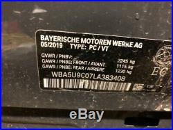 19-20 Bmw M340i 330i 330ix G20 G21 Oem Adaptive Cruise Control Module Sensor