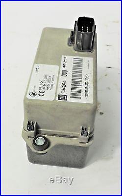 2004-2005 Cadillac XLR Cruise Control Module OEM #10349947
