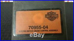 2007 07 Harley Davidson Road King Flhr Cruise Control Module 7095504