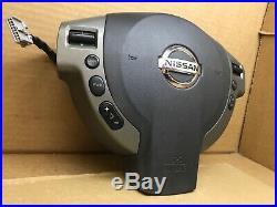 2007 2008 2009 Nissan Sentra Steering Wheel Left DRIVER Safety Module Unit OEM