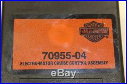 2007 Harley-Davidson FLHRCI Road King Cruise Control Actuator Module 70989-04