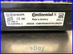 2009-2014 Hyundai Genesis Radar Cruise Control Sensor Module 96400-3N100 OEM