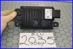 2011 2012 2013 Ford Explorer Adaptive Cruise Control Module Computer #2035-ECU