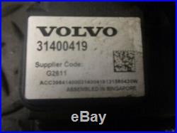 2013 Volvo V60 2.0 D3 Se Luxnav 5dr Adaptive Cruise Control Unit Module 31400419