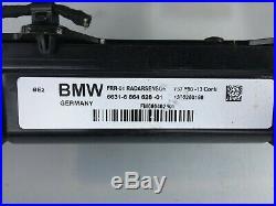 2014 BMW X5 F10 Cruise Control Unit Radar ACC Sensor Module 6864628