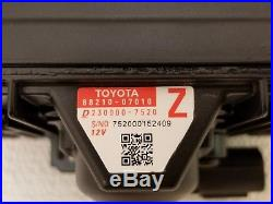 2015 2016 2017 2018 OEM Toyota Lexus Cruise Control Radar Module 88210-07010