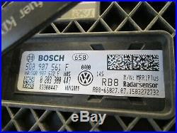 2015 2016 2017 Volkswagen Golf GTI MK7 OEM Cruise Control Radar Sensor Module
