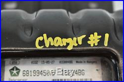 2015-2016 DODGE CHARGER ADAPTIVE SPEED SENSOR CONTROL MODULE With BRACKET OEM #1