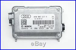 2016 2017 2018 Audi A6 C7 Camera / Adaptive Cruise Control Module