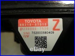 2016 2019 Toyota / Lexus OEM Front Distance Radar Pre Crash Sensor 88210-07010