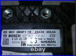 2018 Nissan Maxima Cruise Distance Control Module 28438 4RA4A