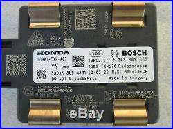 2019 2020 Honda Insight / Civic OEM Radar Cruise Control Sensor Module Unit