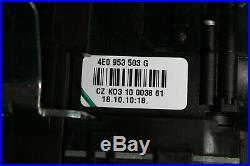 4F0953549D Audi Q7 4L TDI V12 ACC LSS Schalter Lenkstockschalter GRA Schleifring