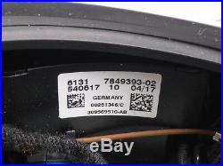 61317849393-02 Lenkrad BMW 3er (F30, F80) 335d xDrive 230 kW 313 PS 07.2013