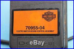 662 06 Harley-davidson Electra Glide Cruise Control Module