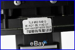 7L6953507AQ Original VW Touareg 7L Lenkstockschalter ACC Schleifring Steuergerät