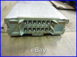 82-85 Mercedes W123 300D Turbo Diesel Cruise Control Amplifier Module 0015457932