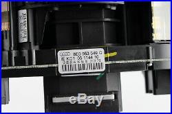 8E0953549Q Original Audi A4 B7 8E Tempomat Steuergerät Schleifring + Verkleidung