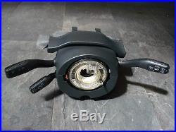 Audi A3 8p 2004-2012 Indicator Wiper Cruise Control Stalk With Steering Module