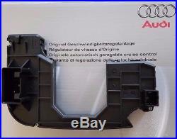 Audi A6 4F original Lenksäulenmodul Tempomat GRA Modul C6 S6 RS6 4F0953549C neu